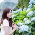 Photos: 雨のあ・じ・彩