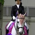 写真: 川崎競馬の誘導馬05月開催 藤Ver-120514-10-large