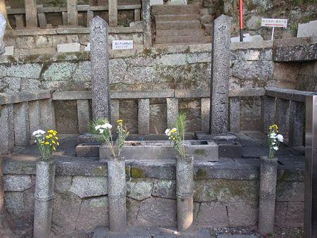 坂本龍馬・中岡慎太郎之墓