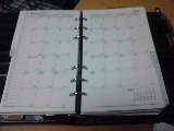 20100202システム手帳 月間予定