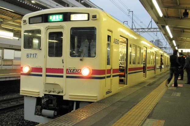 6030系を彷彿させる急行新線新宿ゆき