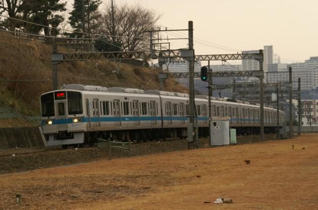 小田急2058F 試運転