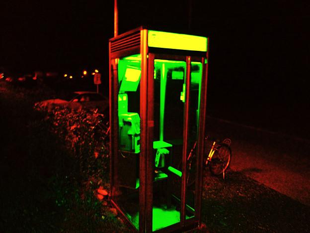 恐怖電話?