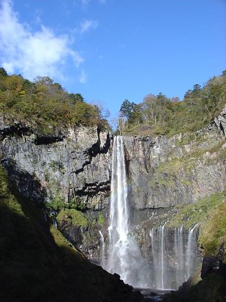 華厳の滝 (水あり)