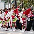 写真: 早稲田大学よさこいチーム 東京花火_04 - 第10回 東京よさこい