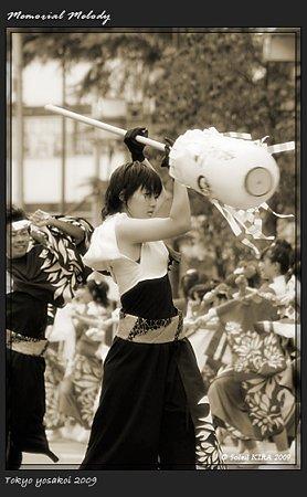 早稲田大学よさこいチーム 東京花火 - 第10回 東京よさこい