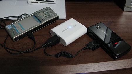 USB出力付リチウムイオンバッテリー KBC-L2AS(11/13)