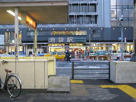 2010.01.31 池袋駅