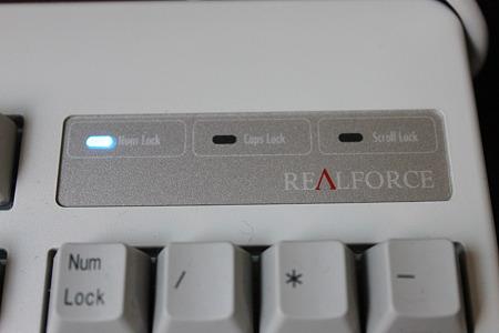 東プレ Realforce108UH SA0100(3/5)