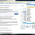 Chromeエクステンション:Shareaholic for Google Chrome