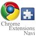 Chrome Ex Naviアイコン案