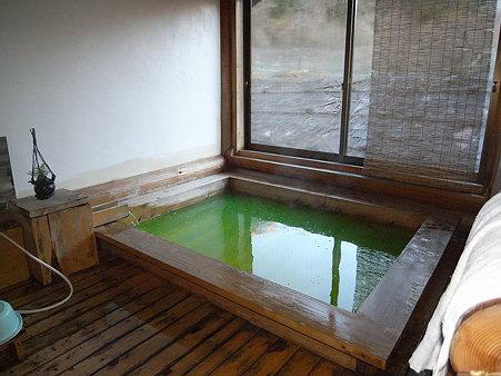 民宿さわぐちのお風呂