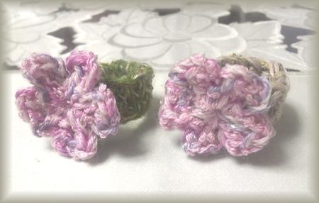 ◆桜の指輪◆