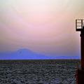 遙かな富士山
