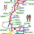 写真: 愛媛マラソンコース