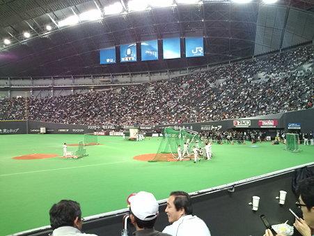 日本シリーズ第二戦