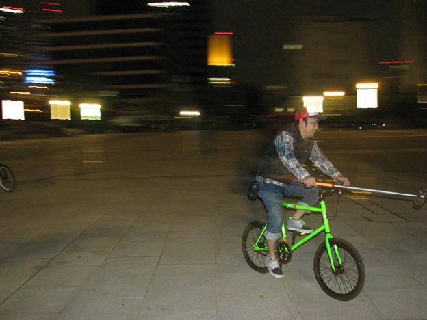写真: けんちゃんのバイクポロリ