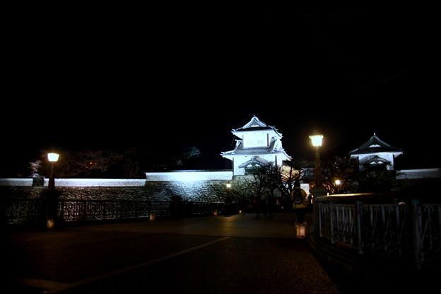 石川門(3) 石川橋