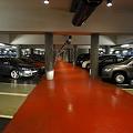 Photos: ウルム 赤じゅうたん地下駐車場