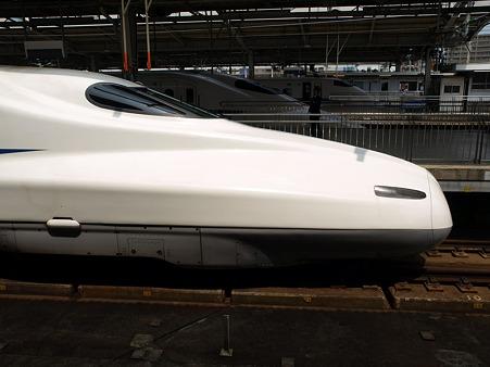 N700系(新大阪駅)1