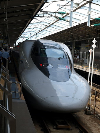 ひかりレールスター(新大阪駅)5
