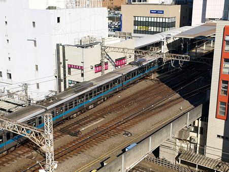 町田駅2(ヨドバシカメラ町田店屋上)