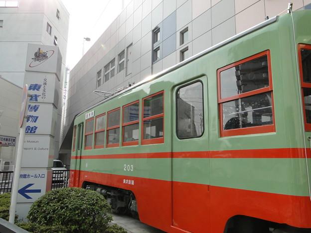 東武博物館 日光線車両