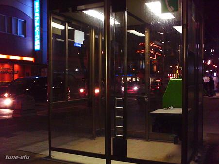 電話ボックスの夜