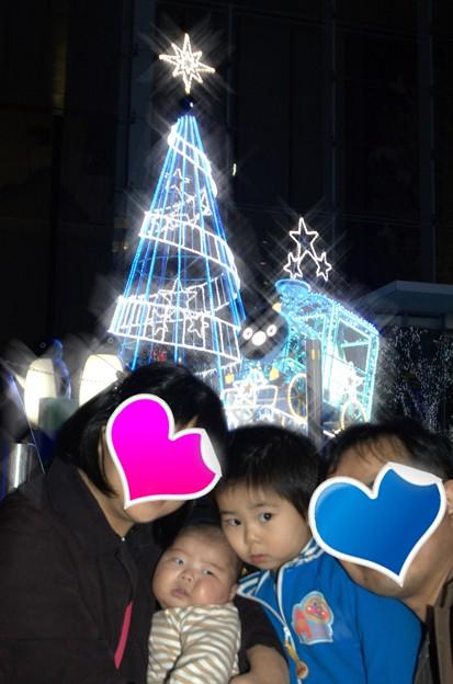 Shinjuku_Southern-Lights My Family