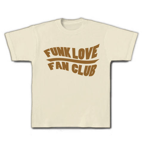FUNK LOVE FAN CLUB 002
