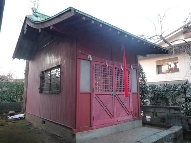 稲荷神社(蓮沼氷川神社 内) 7