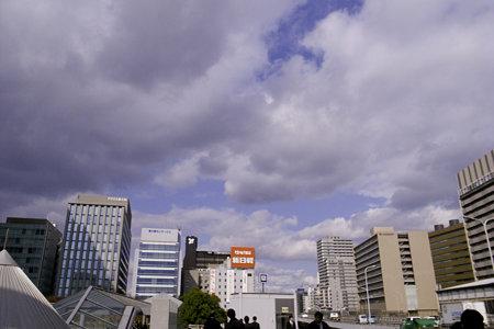 2009-11-30の空