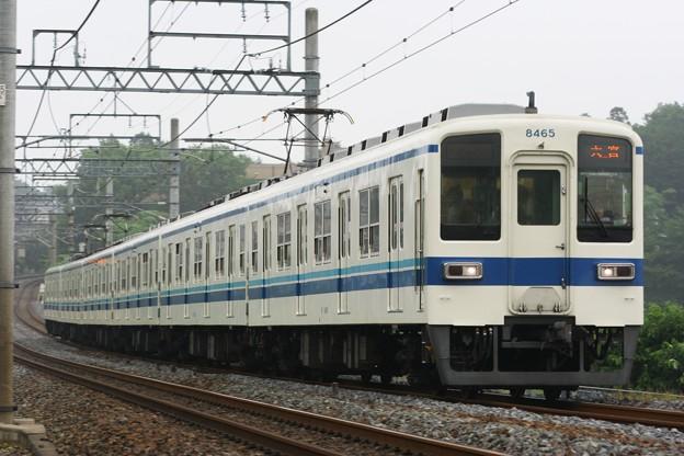 東武8000系(8165F)