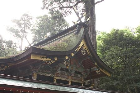 鹿島神宮・本殿