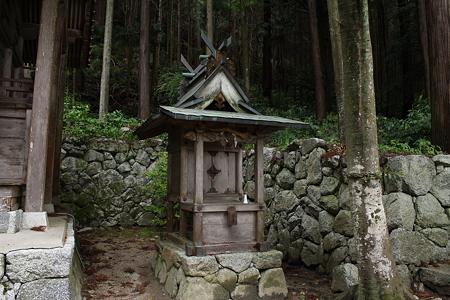 高天彦神社・八幡神社