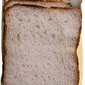 Photos: 今朝食べた食パン(ライ麦粉配合)