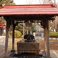 Photos: 上野寛永寺清水観音堂手水舎