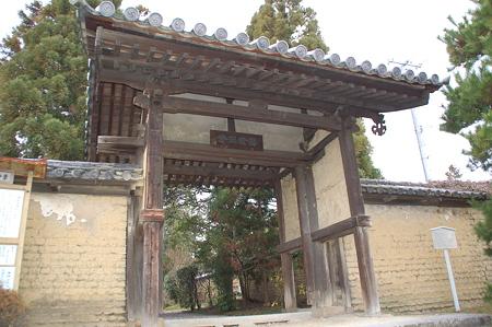 奈良 海龍王寺