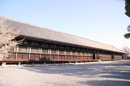 2010年04月04日蓮華王院三十三間堂_DSC_1360