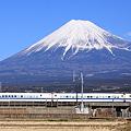 東海道新幹線 三島-新富士 新幹線300系