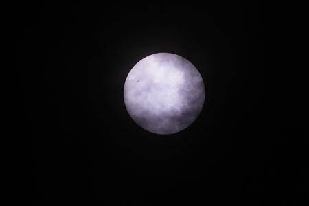 ISS 日面通過2011/05/06 003-1