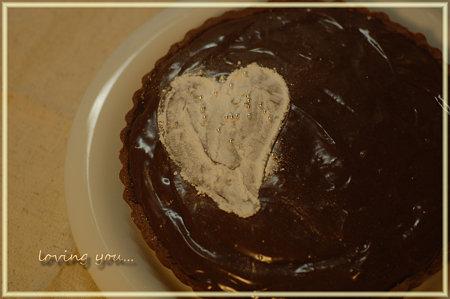 2010 Valentinechocolate(chocobananatart)・・・。