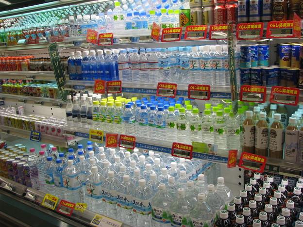 水の値段の違いは水の価値の違い?