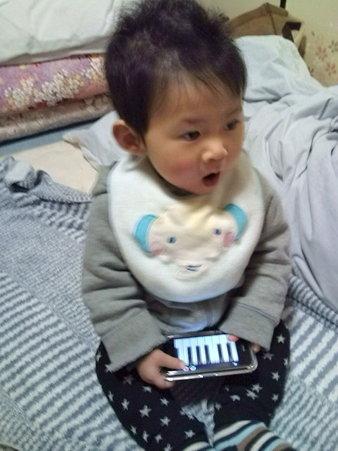 赤ちゃんのご機嫌を取りたい方に、Zen Piano1
