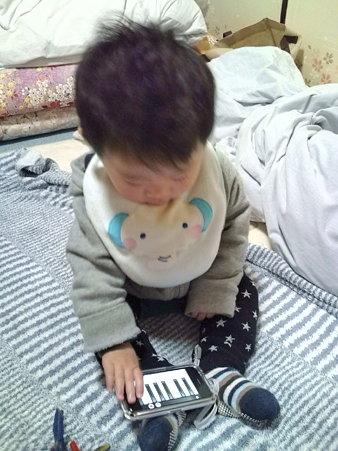 赤ちゃんのご機嫌を取りたい方に、Zen Piano4