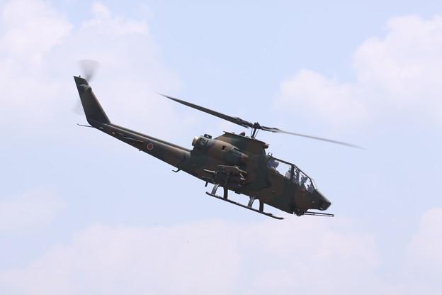 陸上自衛隊 大久保駐屯地 コブラ戦闘態勢