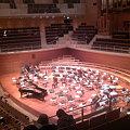 写真: 東京交響楽団第57回新潟定期前半セッティング
