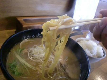 麺匠ほたる火 麺