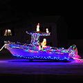 写真: Santa on the Boat 12-23-09