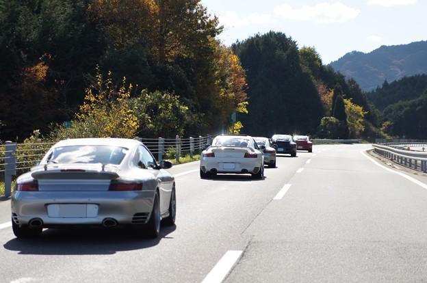 Porsche 996 Turbo ×5